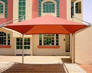 مظلات بولي اثيلين