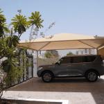 تركيب مظلة سيارات خارجية للمواقف بجدة