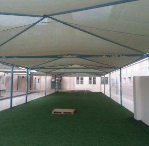 مظلات المدارس بجدة تركيب وتوريد مظلات حكومية وخاصة بجدة